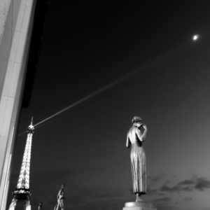 The Iron Lady, Paris