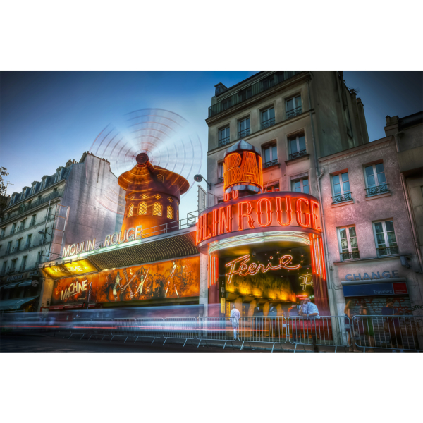 Moulin Rouge, Luc Mercelis