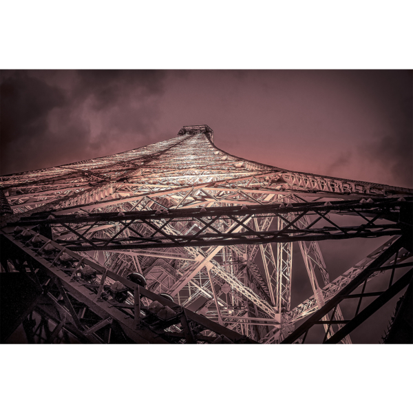 La Tour Eiffel - Perspective, Luc Mercelis