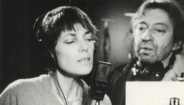 Gainsbourg-Birkin en enregistrement