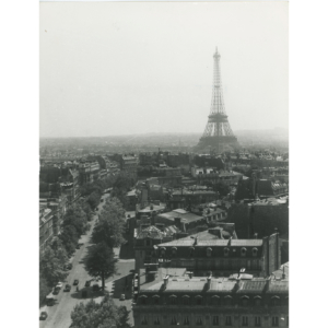 Tour Eiffel, photo de presse, Paris
