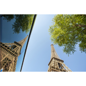 Twin towers, Paris