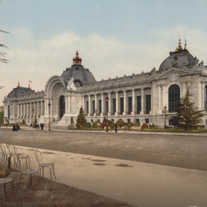 Paris, Photochrome Petit Palais, 1900, N° 17310 PZ