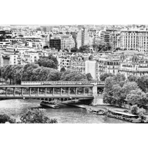 Paris, Bir-Hakeim bridge (2019)